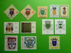 LOT 5329 TIMBRES STAMP HERALDIQUES DIVERS PAYS ANNEE 1957-84