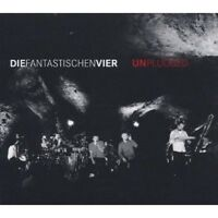 """DIE FANTASTISCHEN VIER """"MTV UNPLUGGED II"""" 2 CD NEU"""
