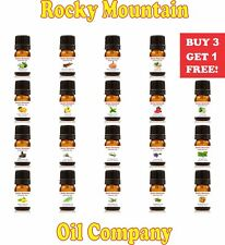 5ml Pure & Natural Essential Oils Aromatherapy Therapeutic Grade Lot Set