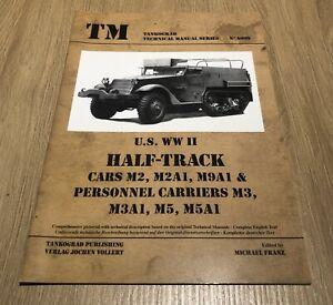 TANKOGRAD 6009 US WW II Half Track M2, M2A1, M9A1 usw.   -  beschädigt