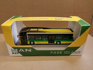 HONG KONG PARK ISLAND BUS MAN A22 Single -Decker Route:NR330