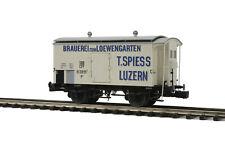 "MTH ""O"" Scale 3 Rail European Bier Wagen Brauerei 20-99003"
