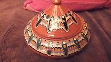 bonbonnière céramique bulgare de Troyan