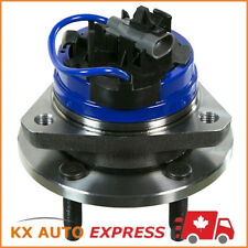FRONT WHEEL HUB BEARING ASSEMBLY FOR SATURN AURA w/ABS 2007 2008 2009