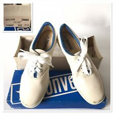 a7d95337d Vtg Deadstock Women s Converse Bellaire Tennis Sneakers Shoe Size6.5 Made  in USA
