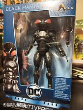 DC Multiverse Aquaman  Black Manta