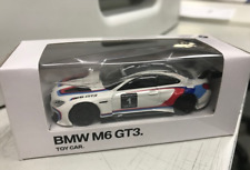 Genuine BMW M6 GT3 M Power DTM Touring Car 1:64 Scale Model Toy Car