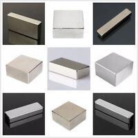 Neodym Magnete Blockmagnet Super Stark Quader Square Block Magnete N35 N50 N52