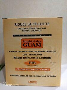 FANGHI D'ALGA GUAM FIR 1 KG ANTICELLULITE.