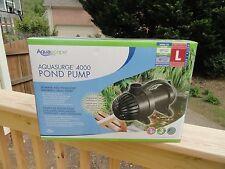 Brand New Aquascape AquaSurge 4000 Pump Koi Waterfall Pond