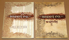 Residente Evil Archives libro 2-Book-set Volume 1 & 2 I II