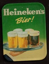 HEINEKEN BEERCOASTER FROM THE NETHERLANDS SE16008
