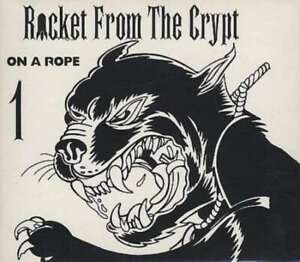 Rocket From the Crypt-On a Rope [CD 1] CD Maxi,Single  Very Good