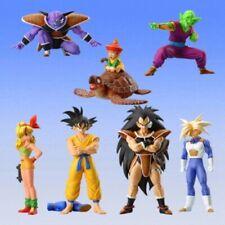 New Dragon Ball HG Gashapon Capsule 7 Figures Full Set/ Raditz Lunch Piccolo et