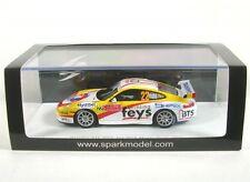 Porsche 996 Gt3 Rgt Monte Carlo 2015 N° 22 1/43 Spark S4517