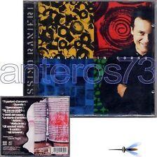 """MASSIMO RANIERI """"CANZONI IN CORSO"""" RARO CD 1997"""
