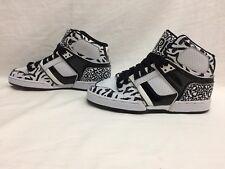 Osiris NYC 83 SLM ULT Girls Black / White Sneakers Size 6 US G