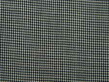 100% WOOL SUITING FABRIC, PUPPYTOOTH DESIGN, 3.5MTRS, MADE IN ITALY