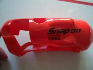 Snap-on CT8810A-CT8815A RED Impact Wrench Models Protective Boot Cover
