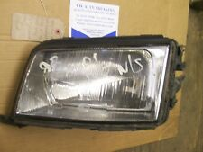 AUDI 100 1991-1994 LEFT HEADLAMP HEADLIGHT LIGHT LAMP 4A0941029A RHD ONLY