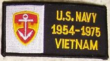 Embroidered Military Patch Vietnam Tour Navy badge NEW