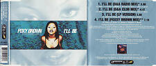 "Maxi CD - Foxy Brown feat. .Jay Z ""I'll Be"""