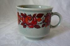 3 x WINTERLING Rosen TASSE Vintage Retro Kaffeetasse