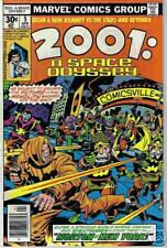 A307 2001: A Space Odyssey #5 (April 1977) Vintage!