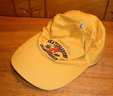 Vintage Hat - Skateboarding Championship 1989 - Missing Top Felt Cap