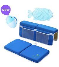 Baby Bath Set Baby Bath Kneeler Pad and Elbow Rest Baby Bathing mat