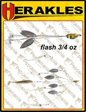 Artificiale spinning wire bait Herakles Flash Umbrella Rig 3/4 oz.
