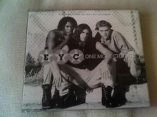 EYC - ONE MORE CHANCE - UK PROMO CD SINGLE - E.Y.C
