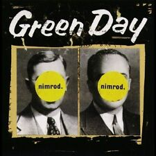Green Day Rock Punk/New Wave Music CDs & DVDs