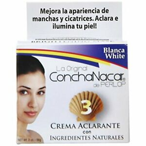 Concha Nacar De Perlop Whitening and Brightening Mask #3 2 oz