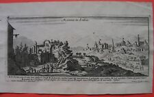 Ramma en arabia grabado para 1700 J. Peeters