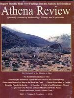 Athena Review Magazine 2003 Vol. 3 Number 4 Tibet EX 032516jhe