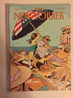 1994 JUNE 6 THE NEW YORKER MAGAZINE - ILLUSTRATED COVER - MEMORIAL DAY