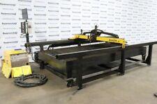 New listing Esab Shadow 6' x 12' Table Cnc Plasma Cutting System