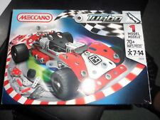 Meccano 3353A Red / White Turbo Racer - Brand New Unopened Kit