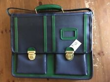 Vintage old stock, school bag, 70's,  boekentas, old school  nr 2