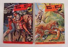 Tom und Fred (Kilian) Nr. 1-75 kpl. (Z2)