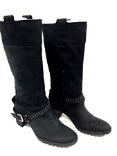 Bottes femme Cuir Noir Bluegenex Taille 39 FR/ 8 US