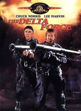 The Delta Force (DVD, 2000) Brand New Chuck Norris Lee Marvin