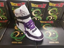 Dragon Ball Z Frieza Inspired Handmade Limited Edition Size 7 Shoes