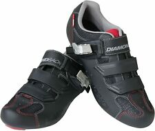 Diamondback Mens Century Elite Clipless Road Cycling Shoe 87-32-238 - 41 EU/8 US