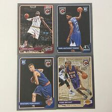 2015-16 Panini Complete Silver Border 1-330 PORZINGIS RUSSELL KAT RC