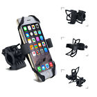 Cell Phone Silicone Mount Holder GPS Motorcycle MTB Bike Bicycle 360 Rotation