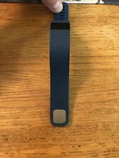 Fitbit Charge Wireless Activity Tracker - Wristband Only - Blue - Small S/P