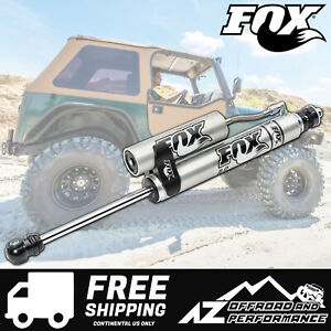 "Fox 2.0 Performance Series Front Reservoir Shock For 97-06 Jeep TJ LJ 3-4.5""Lift"