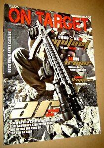 On Target Magazine July/August 2015 - AR RIFLE & Pistol MK47 - AR500 - MK112